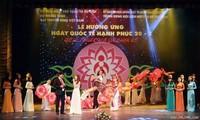 Vietnam se proyecta a la garantía del bienestar social en el Día Internacional de la Felicidad