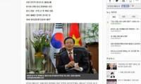 Prensa surcoreana aprecia la política de renovación económica de Vietnam