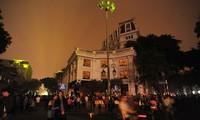 Hora del Planeta en Vietnam: Pequeñas acciones, grandes significados