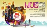 Artistas de 15 países extranjeros van al Festival de Hue 2016