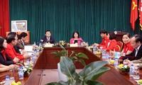 La Cruz Roja de Vietnam por una mejor vida de los pobladores