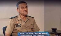 Ejército brasileño mantendrá estabilidad del país, asegura según su comandante general