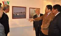 Inaugurada exposición fotográfica sobre Vietnam en Egipto