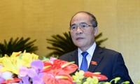 Diputados vietnamitas a favor de la liberación de funciones al presidente parlamentario