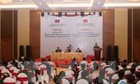Vietnam y Laos revisan labores conjuntas de remozamiento de hitos fronterizos