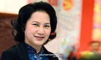 Vietnam tiene la primera presidenta del Parlamento