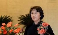 Parlamento vietnamita debate liberación de cargos de dirigencia legislativa