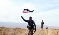 Ejército de Siria reconquista la ciudad estratégica de Qaryatain