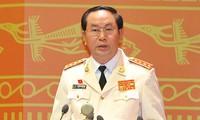 Líderes mundiales felicitan al nuevo presidente vietnamita, Tran Dai Quang