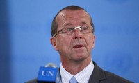 Enviado especial de ONU llama la transición de poder en Libia