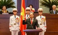 Elegido Nguyen Xuan Phuc primer ministro de Vietnam