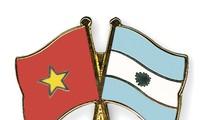 Celebran la Semana Cultura de Vietnam en Buenos Aires, Argentina