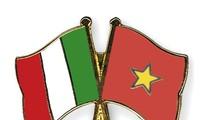 Vietnam e Italia consolidan cooperación comercial e inversionista