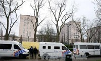 Terroristas involucrados en atentados de Bruselas intentaban atacar París
