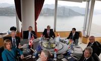 Arranca Cumbre de Exteriores de G7 en Japón