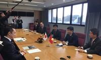 Vietnam y Japón robustecen relaciones locales