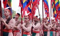 Conmemoración de los Reyes Hung, de vuelta al origen de los vietnamitas