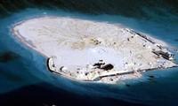 Islas construidas ilegalmente por parte de China en el Mar Oriental amenazan el ambiente ecológico