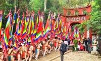 Numerosas actividades en el Festival de Templo de Reyes Hung