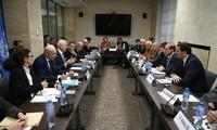 Inician nueva ronda de negociaciones de paz para Siria