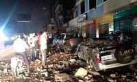 Terremoto de 7,8 grados deja al menos 77 muertos en Ecuador