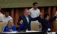 Clausura exitosamente el VII Congreso del Partido Comunista de Cuba