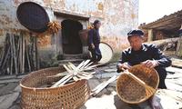 Preserva la etnia Ha Nhi oficios tradicionales