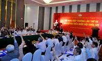 Anuncian lista de candidatos oficiales al Parlamento vietnamita