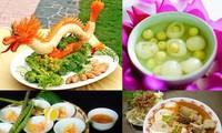 Realizan seminario sobre gastronomía imperial de Hue