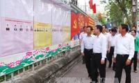 Supervisan preparativos de las próximas elecciones parlamentarias y locales
