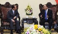 Ratifica premier vietnamita atracción del entorno inversionista nacional