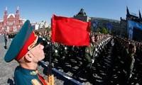 Conmemoran varios países el Día de la Victoria frente al fascismo