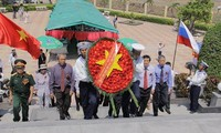 Ciudad Ho Chi Minh celebra 71 años de la victoria sobre el nazi fascismo