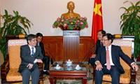 Vietnam y Camboya robustecen relaciones diplomáticas