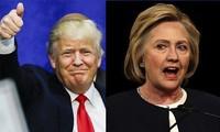 Hillary Clinton supera a Donald Trump en la última encuesta de campaña presidencial