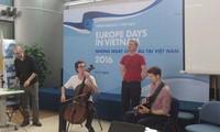 "Inauguran sexta edición de "" Días de Europa 2016"" en Vietnam"