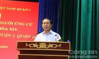 Prosiguen en Vietnam encuentros preelectorales entre candidatos y votantes