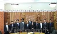 Vietnam fortalece cooperación legislativa con Nueva Zelanda y Australia