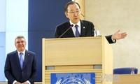 ONU pide adoptar un tratado global sobre la crisis migratoria