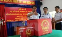 Anticipadas elecciones legislativas en Vung Tau