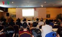 Efectúan coloquio sobre negocio para vietnamitas residentes en República Checa