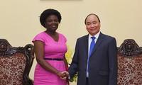 Llama premier vietnamita apoyo del Banco Mundial en enfrentamiento al cambio climático