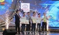 Concurso de Robótica estimula la creatividad de estudiantes vietnamitas