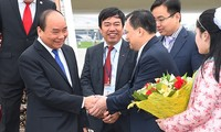 Llega primer ministro de Vietnam a Rusia