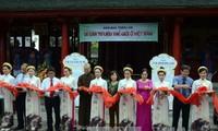 Presentan al público patrimonios documentales mundiales en Vietnam