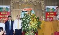 Progreso del budismo evidencia la libertad religiosa en Vietnam