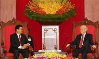 Concluye exitosamente premier laosiano visita oficial en Vietnam