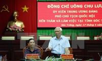 Aceleran supervisión de preparativos para próximas elecciones en Vietnam
