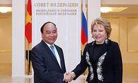 Exhorta premier vietnamita a consolidación de lazos tradicionales con Rusia