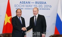 Vietnam y Rusia afianzan relaciones bilaterales